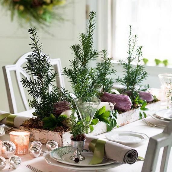 miniature tabletop christmas tree decorating ideas. Black Bedroom Furniture Sets. Home Design Ideas