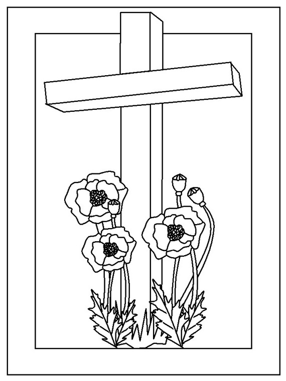 More Coloring Pages for Veterans Day family holiday