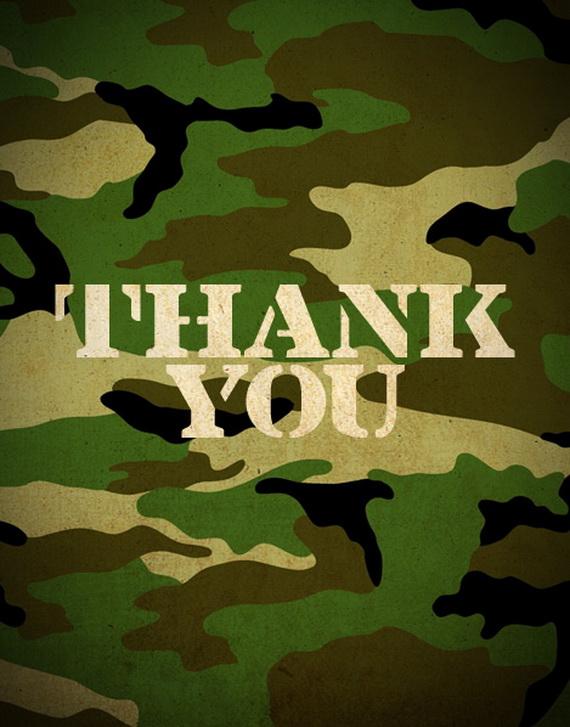 Patriotic Greeting Cards for Veteran s