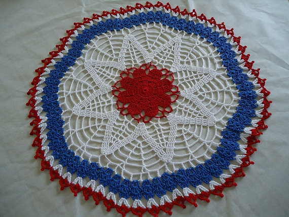 Simple Red White And Blue Veterans Day Crafts And