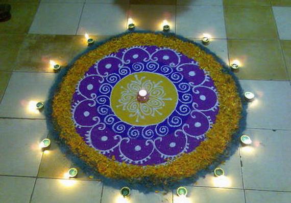 Diwali Decoration Ideas Top Rangoli Designs