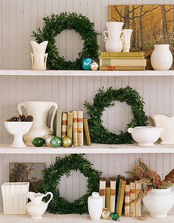 White Christmas Decorating Ideas  family holidaynet  ~ 024028_Holiday Decor Gift Ideas