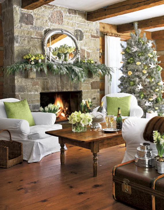 White christmas decorating ideas family Home decorating ideas for christmas holiday