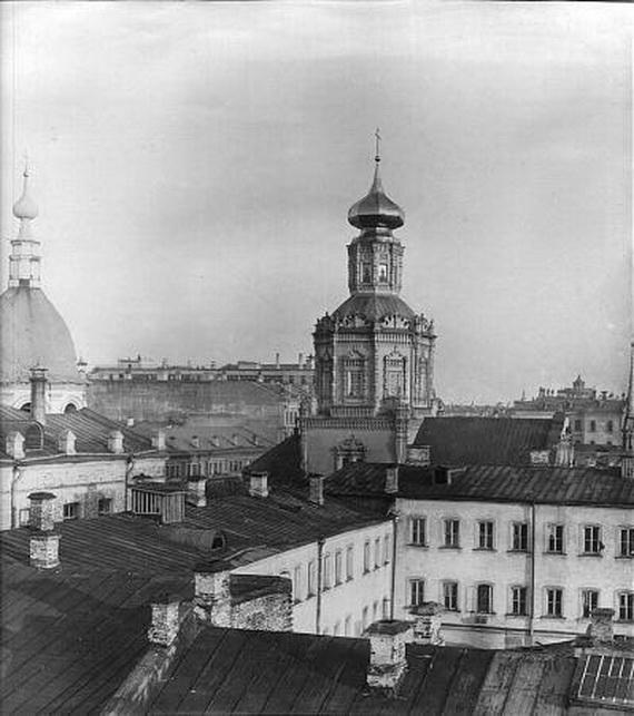 Cathedral of the Epiphany (Bogoyavlensky monastery), Moscow _01