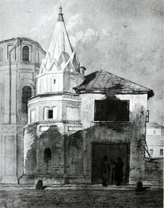 Cathedral of the Epiphany (Bogoyavlensky monastery), Moscow _03