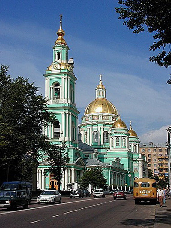 Cathedral of the Epiphany (Bogoyavlensky monastery), Moscow _05