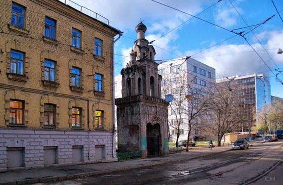 Cathedral of the Epiphany (Bogoyavlensky monastery), Moscow _07