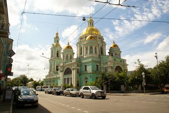 Cathedral of the Epiphany (Bogoyavlensky monastery), Moscow _09