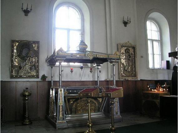 Cathedral of the Epiphany (Bogoyavlensky monastery), Moscow _10