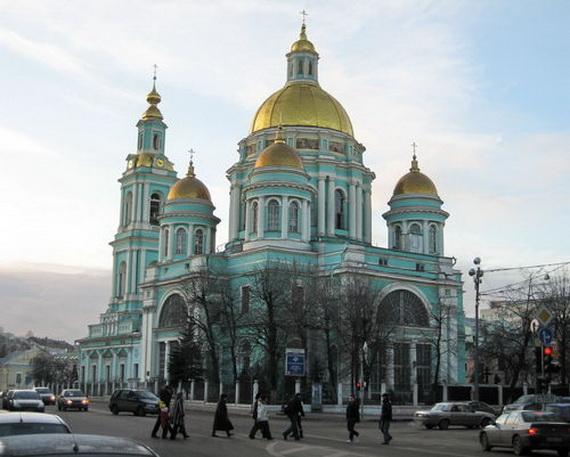 Cathedral of the Epiphany (Bogoyavlensky monastery), Moscow _13