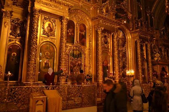 Cathedral of the Epiphany (Bogoyavlensky monastery), Moscow _5