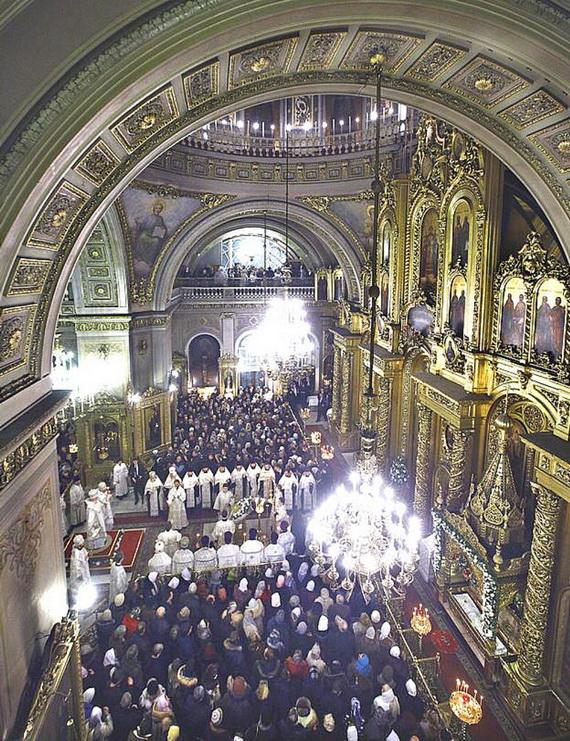Cathedral of the Epiphany (Bogoyavlensky monastery), Moscow _8