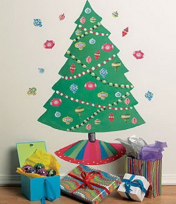 Christmas Decoration Ideas for Children's Bedrooms - family holiday ...