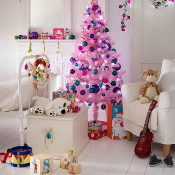 ... Decorate His Bedroom For Christmas. Source; Pinterest