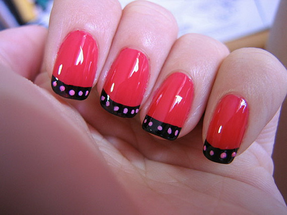 Easy fashionable new years 2013 nail art designs to master for Nail art home designs