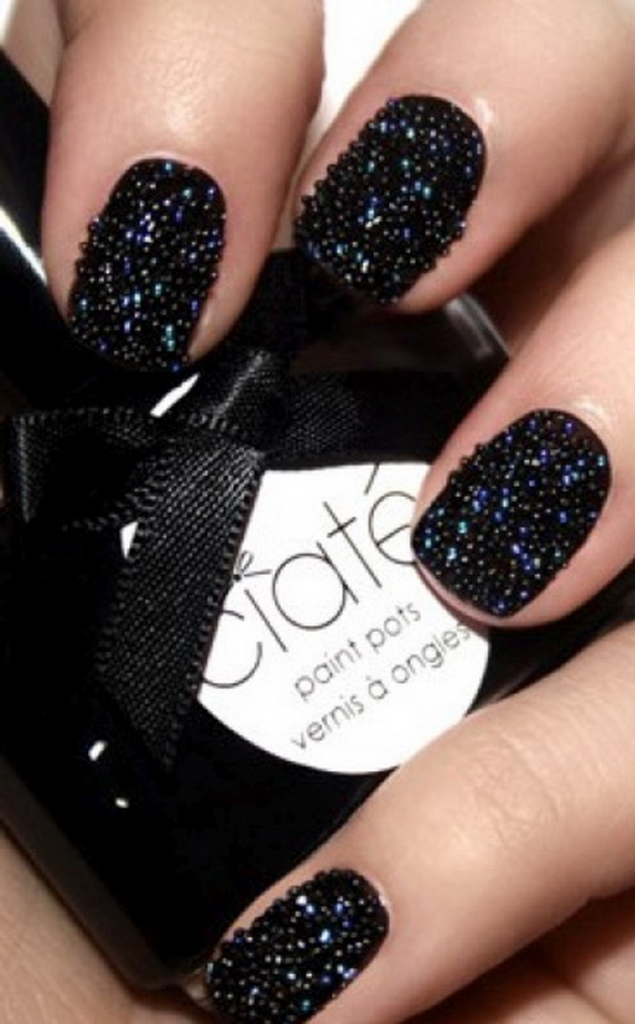 Easy Fashionable New Years 2013 Nail Art Designs To Master - family ...