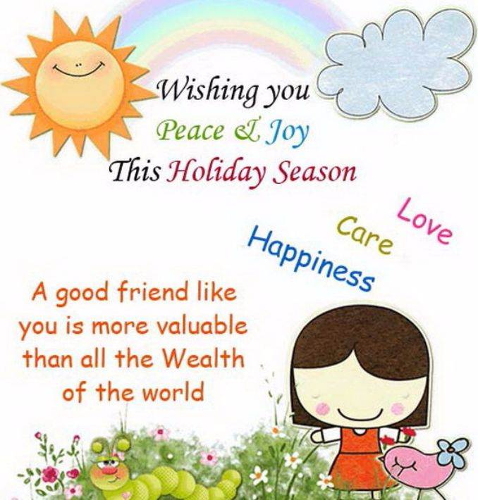 Happy Holiday Wishes Quotes and Christmas Greetings Quotes (45)