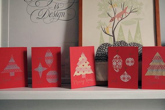 Unique Handmade DIY Christmas Gift & Ideas (16)