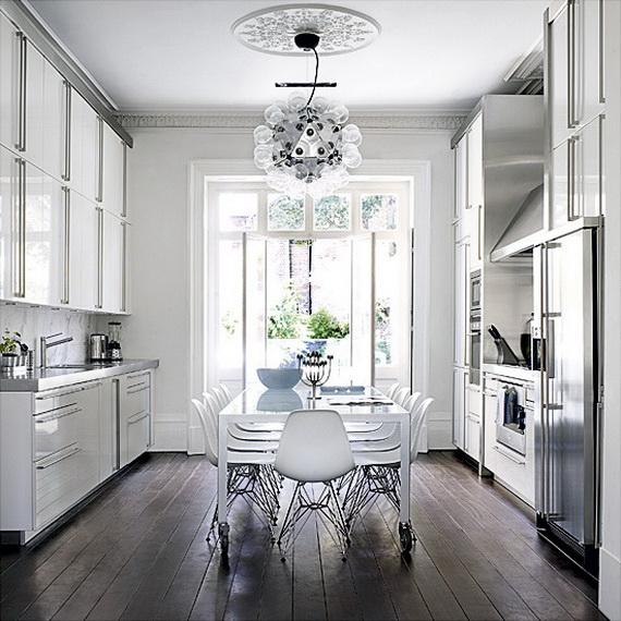 unique kitchen decorating ideas for family