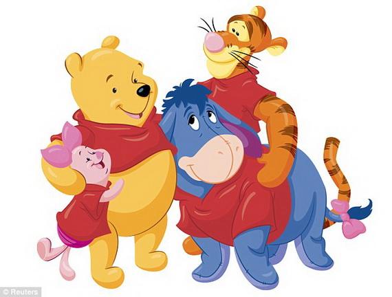 Winnie The Pooh's Birthday Celebration_12