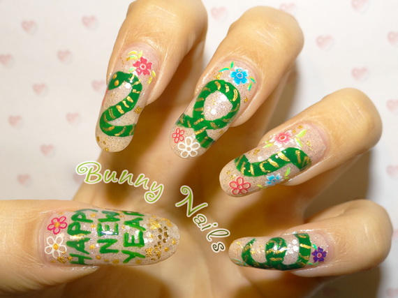 2013 year of snake nails_resize