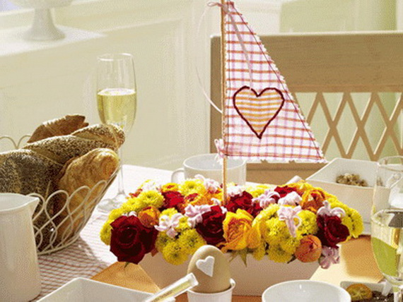 Amazing- &-Easy- Homemade- Valentine's- Day -Centerpieces- Ideas _41