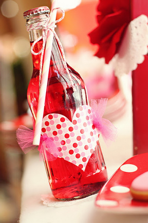 amazing easy homemade valentines day centerpieces ideas _64