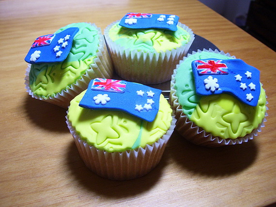 Australia Day Decorating Cupcake Ideas_42