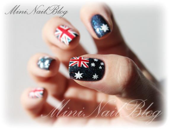 Australia Day Nail Art _08