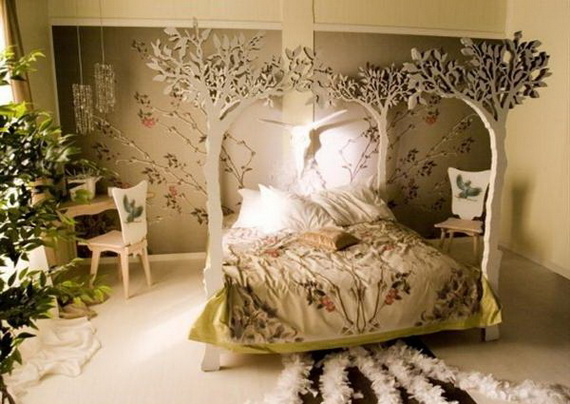 Beautiful -Bedroom- Decorating- Ideas- For- Valentine's- Day_37
