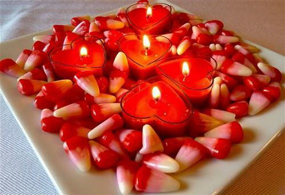 Beautiful- and -Romantic- Candle - Decorations- for- Valentine's- Day_03