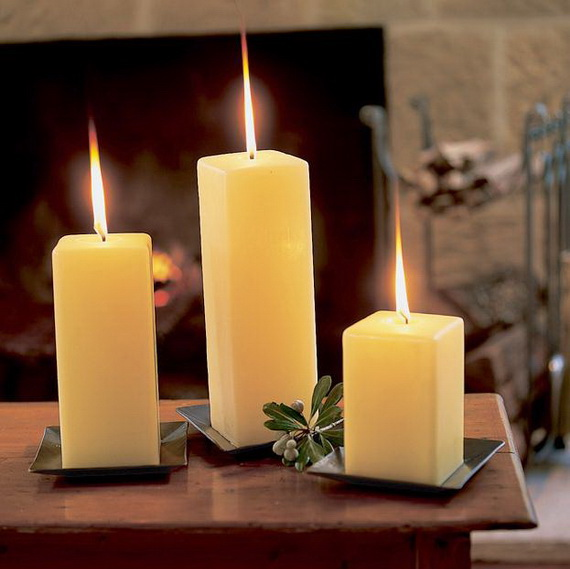 Beautiful- and -Romantic- Candle - Decorations- for- Valentine's- Day_10