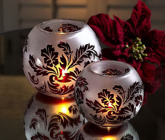 Beautiful- and -Romantic- Candle - Decorations- for- Valentine's- Day_12