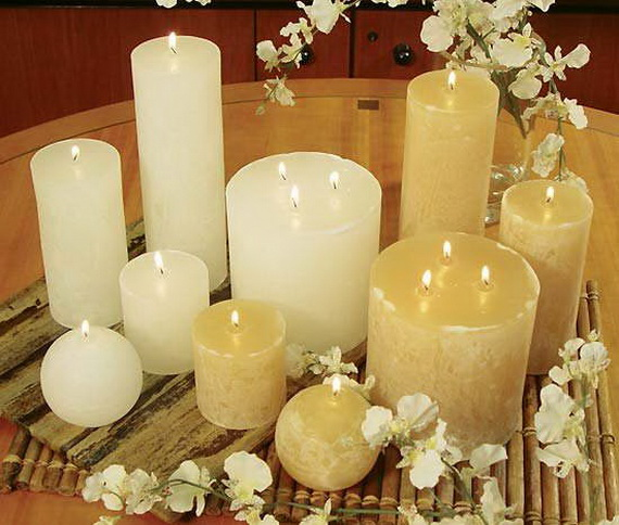 Beautiful- and -Romantic- Candle - Decorations- for- Valentine's- Day_24