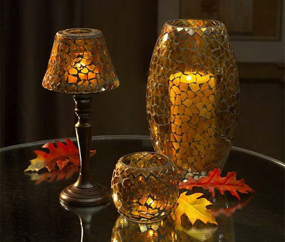 Beautiful- and -Romantic- Candle - Decorations- for- Valentine's- Day_26