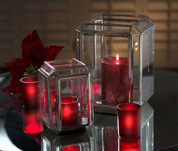 Beautiful- and -Romantic- Candle - Decorations- for- Valentine's- Day_30