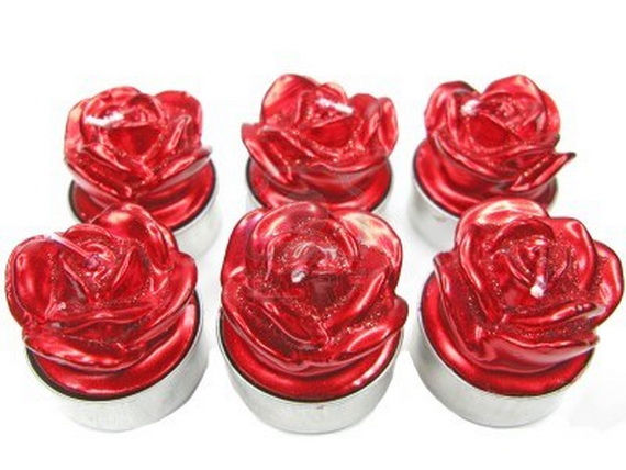 Beautiful- and -Romantic- Candle - Decorations- for- Valentine's- Day_32
