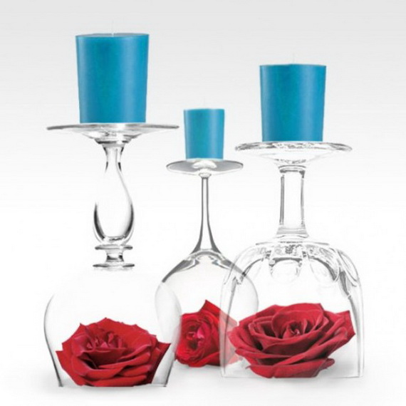Beautiful- and -Romantic- Candle - Decorations- for- Valentine's- Day_41