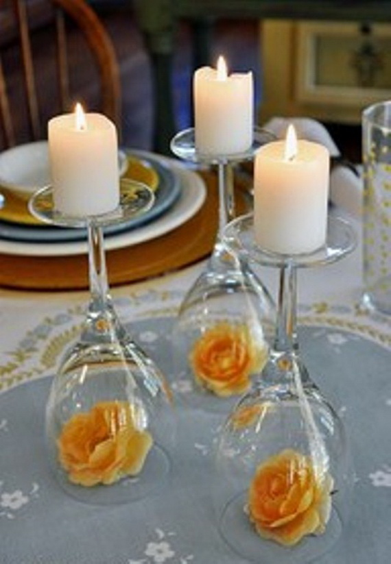 Beautiful- and -Romantic- Candle - Decorations- for- Valentine's- Day_42