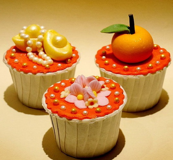 Chinese New Year Cupcake Designs for 2013 _03