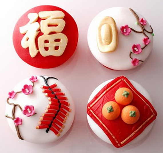 Chinese New Year Cupcake Designs for 2013 _21