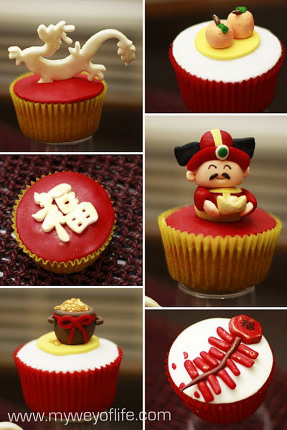 Chinese New Year Cupcake Designs for 2013 _22