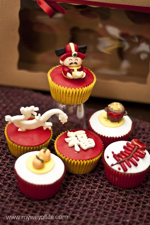 Chinese New Year Cupcake Designs for 2013 _44