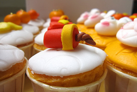 Chinese New Year Cupcake Designs for 2013 _45