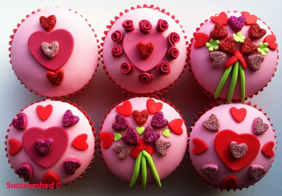 Easy- Valentine's Day- Cupcakes- Decorating- Ideas__09
