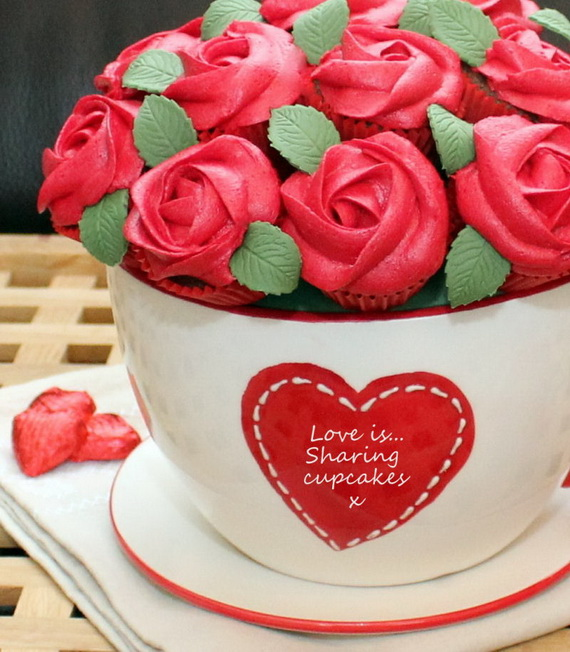 Easy- Valentine's Day- Cupcakes- Decorating- Ideas__22