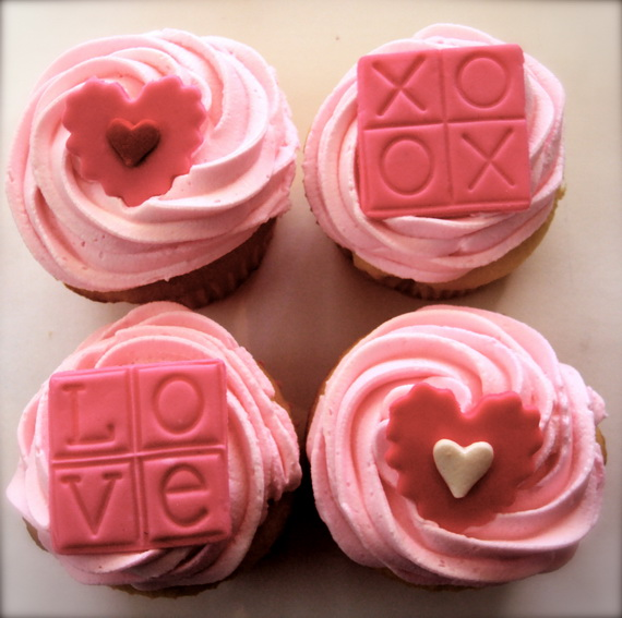 Easy- Valentine's Day- Cupcakes- Decorating- Ideas__28