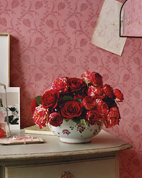 Gorgeous- Flower- Decoration- Ideas -for- Valentine's- Day_39