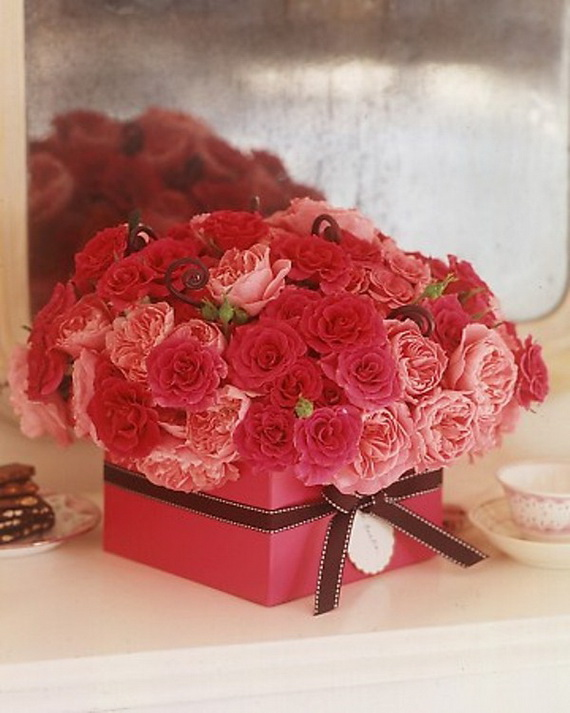 Gorgeous- Flower- Decoration- Ideas -for- Valentine's- Day_40