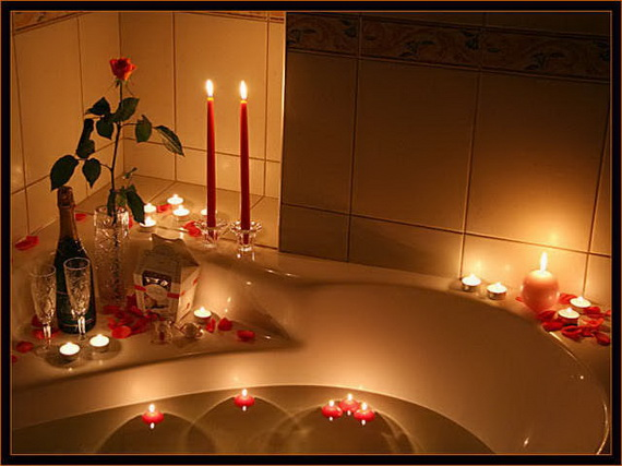 great sexy valentine 39 s day bathroom decorating ideas